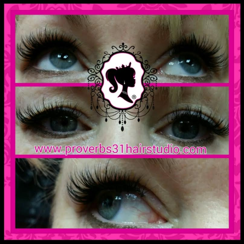 Great Lengths Eyelash Extensions 12